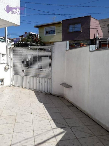 Sobrado À Venda, 66 M² Por R$ 300.000,00 - Vila Tibiriçá - Santo André/sp - So0375