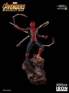 Iron Studios Iron Spider Avengers Infinity War Bds