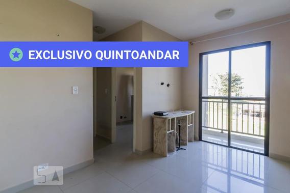 Apartamento No 2º Andar Com 2 Dormitórios E 1 Garagem - Id: 892949594 - 249594