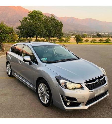 Subaru Impreza Sport Limited