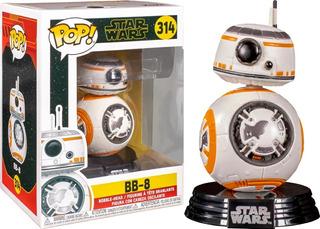 Funko Pop! Star Wars Droide Bb-8 314 - Giro Didáctico
