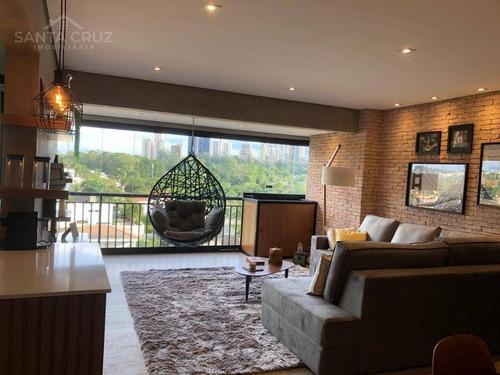 Imagem 1 de 21 de Apartamento Com 2 Dormitórios À Venda, 82 M² Por R$ 850.000,00 - Melville Empresarial Ii - Barueri/sp - Ap1566