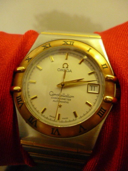 Relógio Omega Constellation Chronometer Automatic
