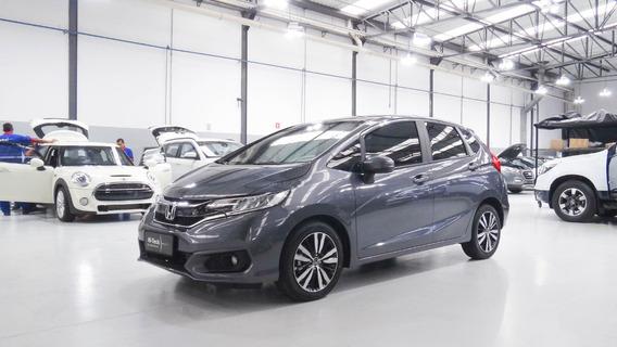 Honda Fit 1.5 Exl Flex - Blindado