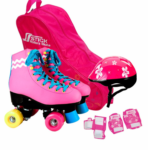 Patines Soy Luna Similar Mejor Calidad Combo Completo