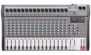 Consola De Sonido Fx-1630u E-sound Cuotas