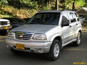 Chevrolet Grand Vitara V6 Dohc Mt 2500cc 5p