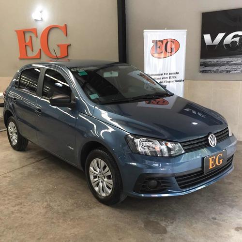 Volkswagen Gol Trend 1.6 Trendline 101cv 2017 Eg Automoviles
