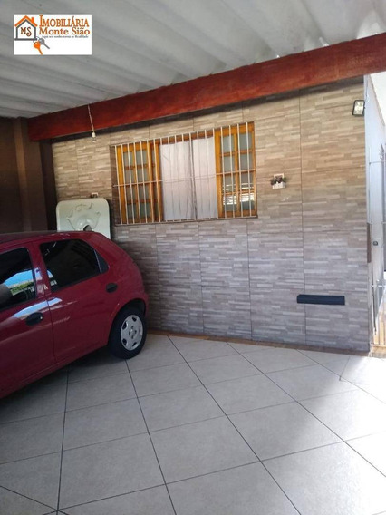 Oportunidade Casa Com 2 Dormitórios À Venda, 80 M² - Taboão - Guarulhos/sp - Ca0289
