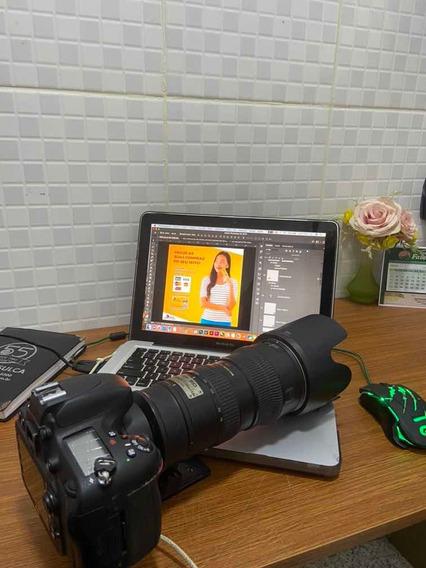 Lente Nikon 70-200 2.8