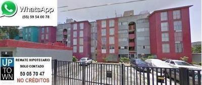 Departamento En Los Angeles, Iztapalapa (ac-5058)