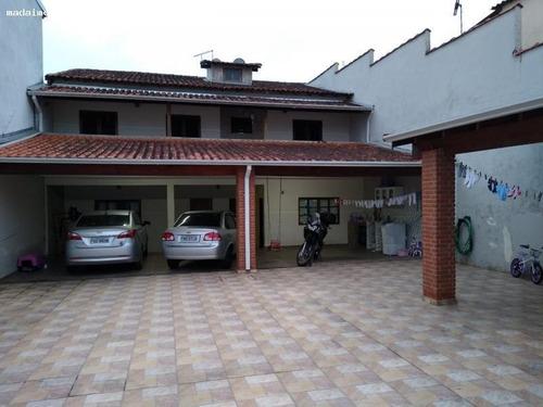 Imagem 1 de 15 de Casa Para Venda Em Mogi Das Cruzes, Jardim São Francisco, 3 Dormitórios, 2 Banheiros, 5 Vagas - 2559_2-1023402