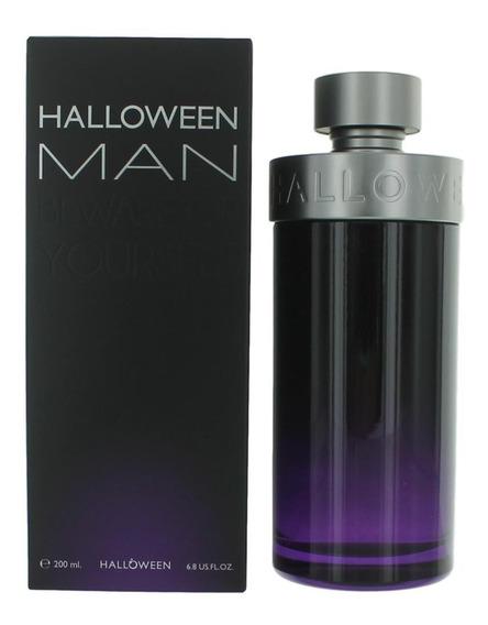 Perfume Halloween Man Jesus Del Pozo Edt Masculino 200ml
