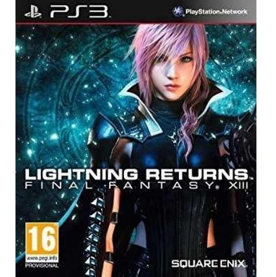 Lightning Returns Final Fantasy Xiii - Psnps3 - Instale Já