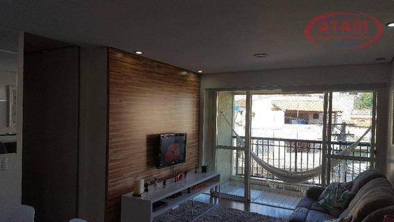 75m2-aptº 3 Dorms/suite/2 Vagas Com Depósito - Ap1682