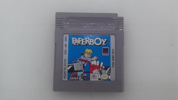 Game Paperboy Boy Original
