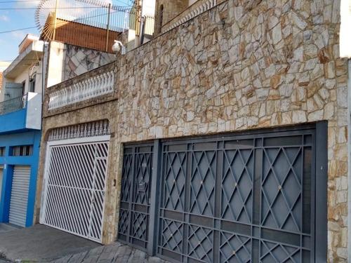 Sobrado Com 3 Dormitórios À Venda, 210 M² Por R$ 750.0 - Vila Formosa - São Paulo/sp - So6625