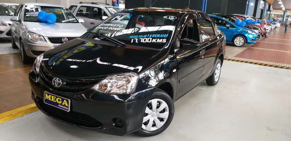 Toyota Etios Sedan X 1.5 17,700kms