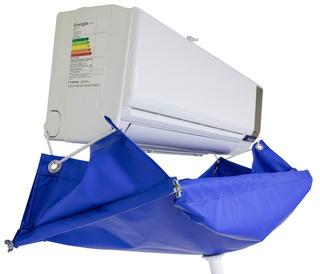 Bolsa Coletora Para Limpeza De Ar Condicionado Split Até 12k