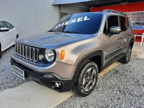 Jeep Renegade 2017 2.0 Sport 4x4 Aut. 5p
