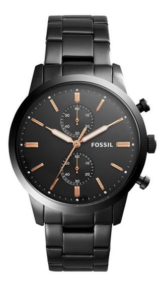 Reloj Original Caballero Marca Fossil Modelo Fs5379