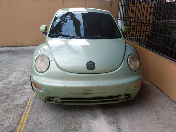 Volkswagen New Beetle 2000 Turbo 2.0 *precio Incluye Piezas*