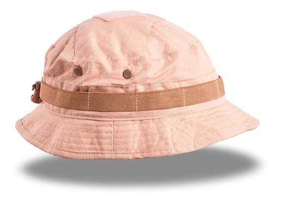 Gorro Tipo Boonie Hat Militar Auto Ajuste Original Sk7