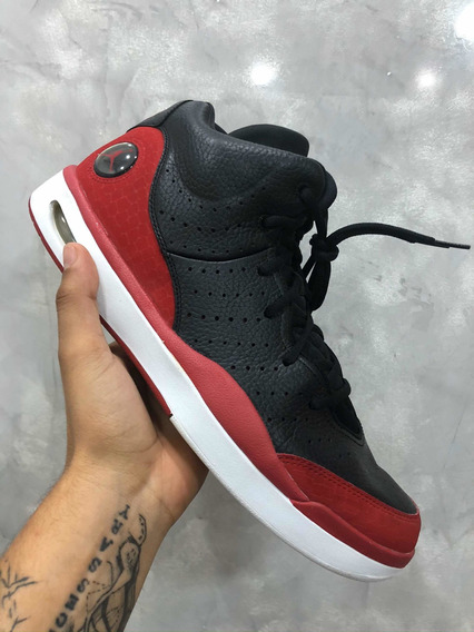Nike Air Jordan Flight Tradition Black/gym Red - Original