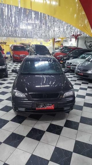 Chevrolet Astra Sedan 2.0 8v Expression Ano 2002 Cinza 5 Pts