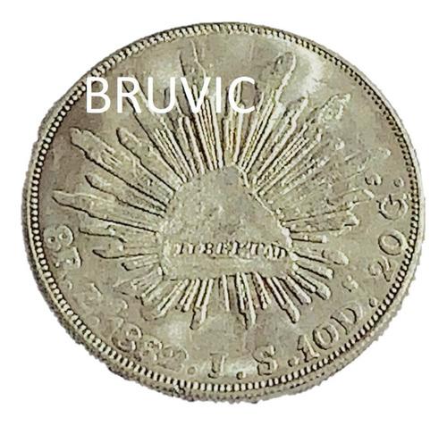 Imagen 1 de 2 de 8 Monedas  De 8 Reales 1882 4 Cm