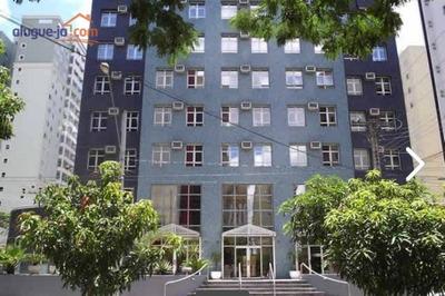 Sala Comercial Para Locação, Jardim Aquarius, São José Dos Campos. - Sa0289