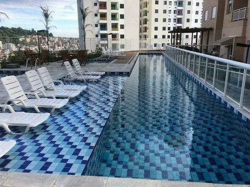 Imagem 1 de 21 de Apartamento 2 Quartos Osasco - Sp - Santa Maria - 0473