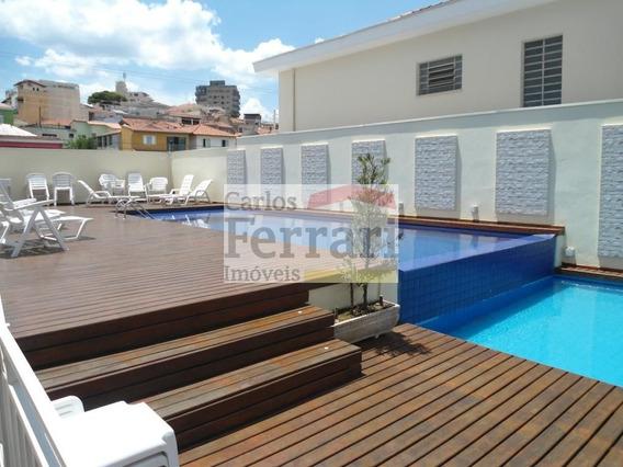 Excelente Apartamento; Próximo Ao Metro Jd: Sao Paulo;empreendimento Novo: - Cf5716