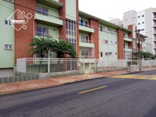Apartamento Com 3 Dormitórios À Venda, 98,60 M² - Iguatemi - Ribeirão Preto/sp - Ap3265