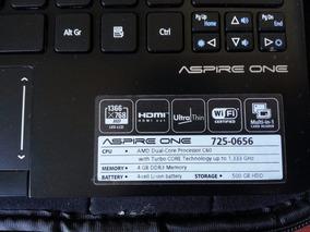 Netbook Acer 725