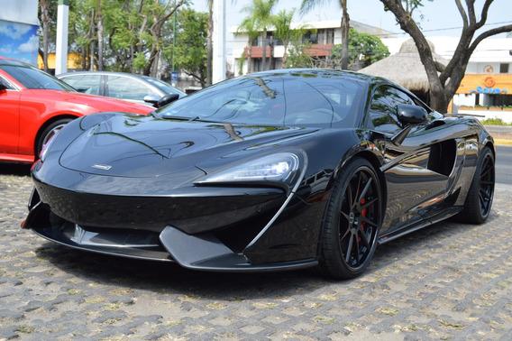 Mclaren 570s 2016 Negro