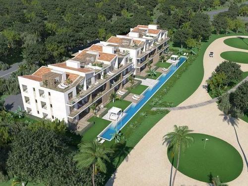 Golf Garden En Punta Cana, Apartamentos De 3 Habitaciones