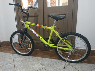 Bicicleta Tomaselli Kids Rodado 20 Nueva
