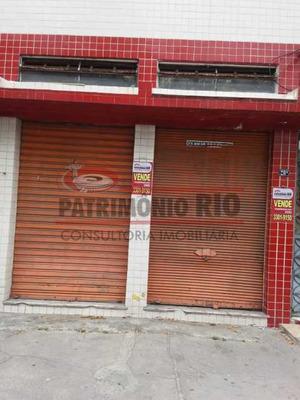 Excelente Loja Comercial, Vazia, Centro Bairro - Palj00034