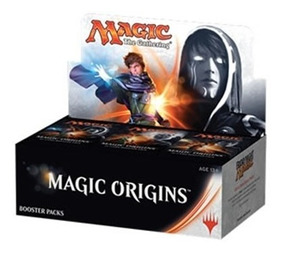 Magic The Gathering - Origens - Português - Cx 36 Boosters