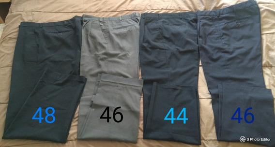 Liquidación! Pantalones Hombre Clásicos (trabajo / Oficina)