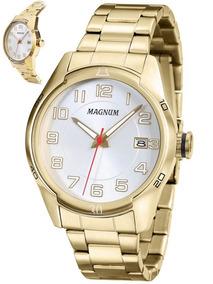 Relógio Masculino Magnum Sports Analógico Ma34272h Original