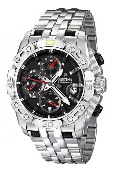 Reloj Festina Chrono Bike Tour De France F16542/3 Nuevo