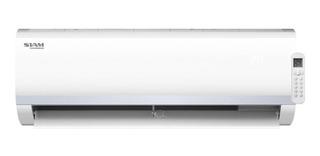 Aire acondicionado Siam split inverter frío/calor 2838 frigorías blanco 220V SMIN32HA3AN