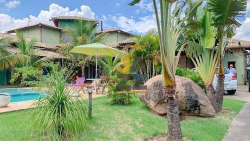 Chácara Com 3 Dormitórios À Venda, 2050 M² Por R$ 2.100.000,00 - Terras De Itaici - Indaiatuba/sp - Ch0632