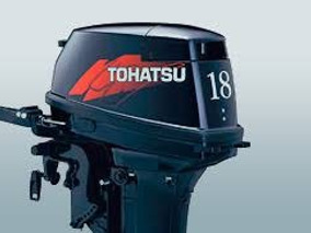 Motor Tohatsu18 Hp 2t Okm !!