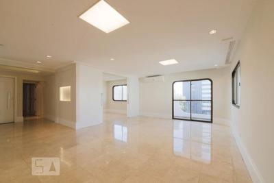 Apartamento No 9º Andar Com 4 Dormitórios E 4 Garagens - Id: 892935438 - 235438