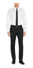 Pantalon Chupin Hombre Pantalon De Vestir Slim Fit