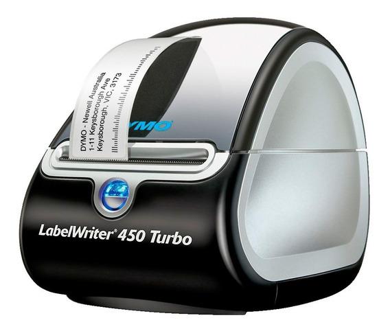 Impressora De Etiquetas Dymo Label Writer 450 Turbo