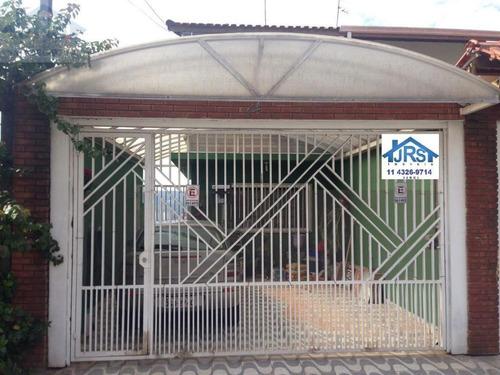 Imagem 1 de 10 de Sobrado Com 3 Dormitórios À Venda, 126 M² Por R$ 480.000,00 - Parque Dos Camargos - Barueri/sp - So0496